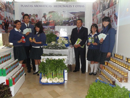 1ER LUGAR FERIA EMPRENDEDORES 2010 SUPER CIAS