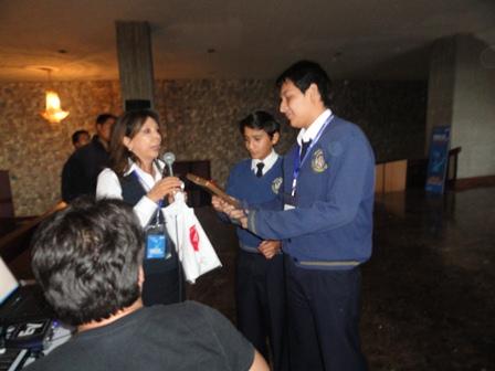 2DO LUGAR EMPRENDEDORES - SUPERINTENDENCIA CIAS 2011