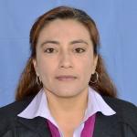 Lic. Rosa Panchez- Docente