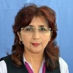 MSc. María Elena Arcos- Vicerrectora