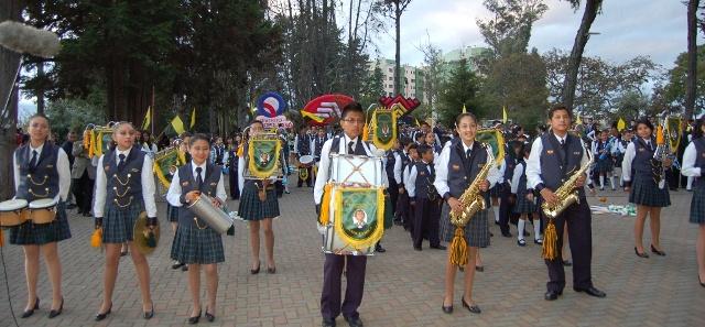 SEMIFINALISTAS BANDAS DE PAZ 2013