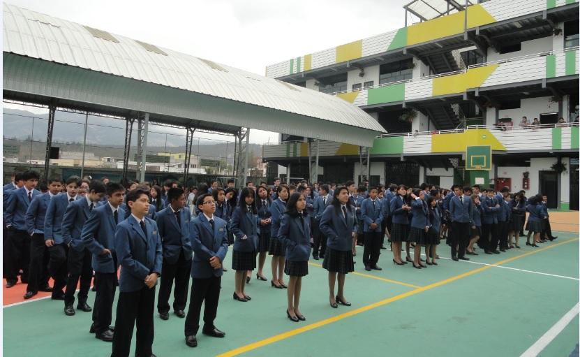 Inauguración del Año Lectivo 2013-2014