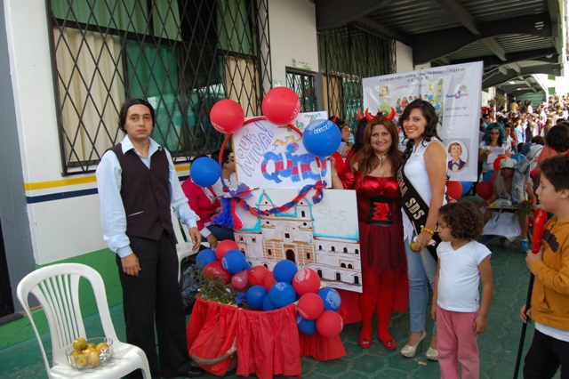 Fiestas de Quito 2013