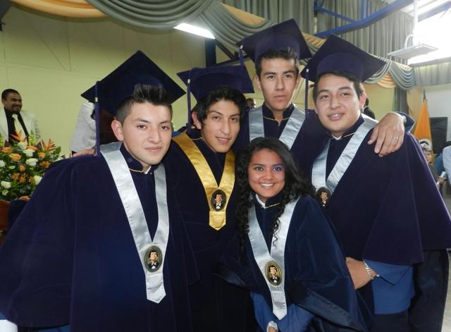 CEREMONIA DE GRADUACIÓN SDS PROMOCIÓN 2012 – 2013